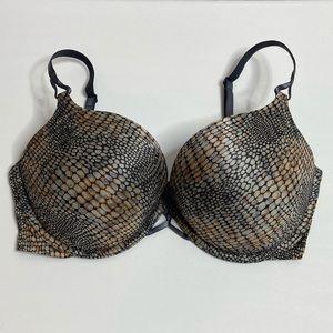 Victoria's Secret Miraculous Plunge Bra size 36D
